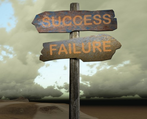 When It Comes To Failure, Choose Your Point Of View