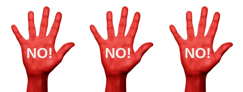 It takes courage to say NO to cynicism, resignation and suffering!
