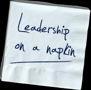 Leadership on a naplin
