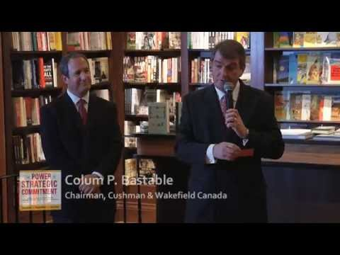 Toronto Book Launch