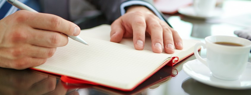 Living Courageously Through Journaling